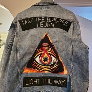CULT OF INDIVIDUALITY DENIM JACKET